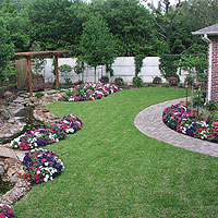 Hunter Lawn And Landscape Denton Lawn Mowing
